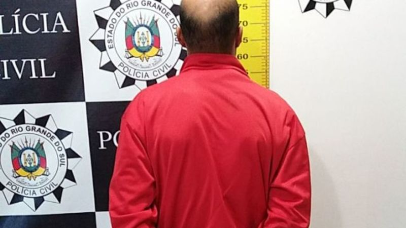 018eb0f4b7f Homem é preso em Igrejinha por assalto a joalheira em Gramado ...