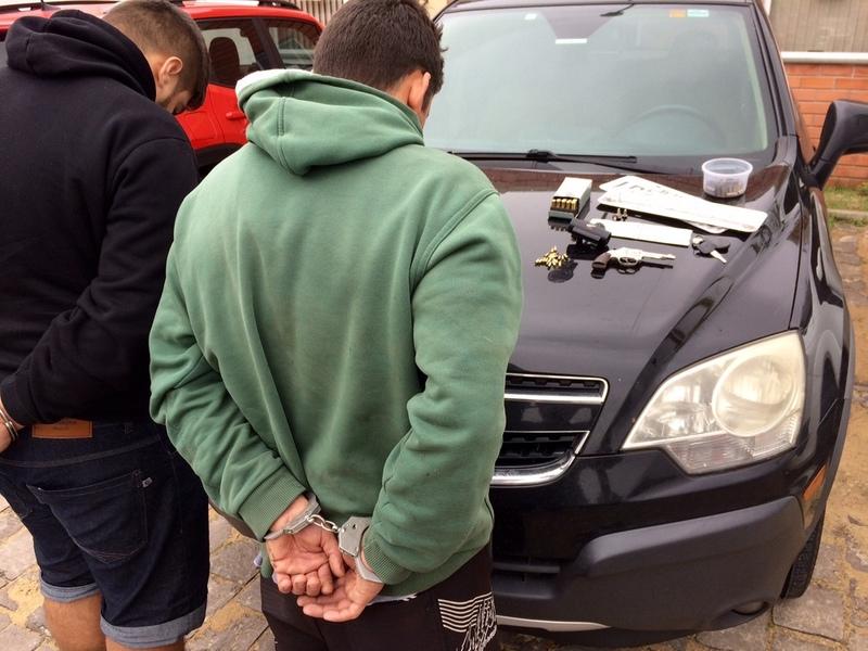 f3f7af77b6a82 Homem é preso por receptação de veículo roubado em Campo Bom ...