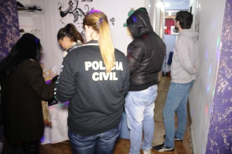 a40bd5cc0 Operação Cinderela - Polícia Civil RS